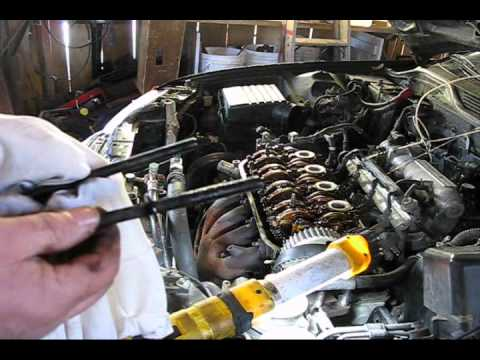 Honda Civic Head Gasket Swap 8