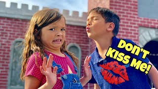 Download DON'T GET KISSED IN A CASTLE! Search for the hidden Gem Mp3 and Videos