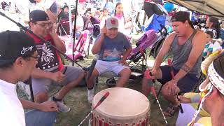 Scout Society (Contest Song #2) @ Tooele Powwow 2018.