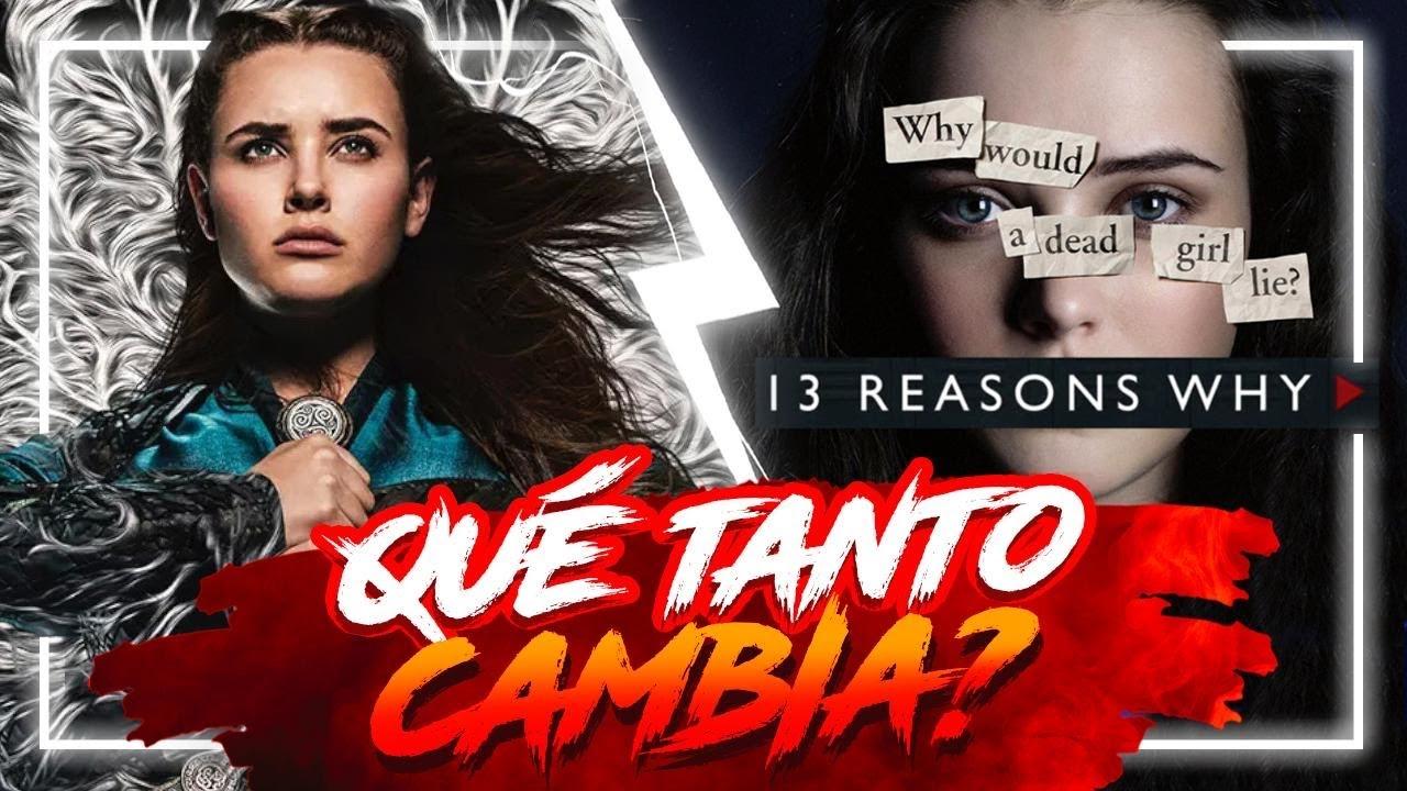 """De """"13 reasons why"""" a """"Maldita"""", la protagonista nos habla de la nueva serie"""