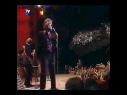 Kenny Rogers - Making Music For Money LIVE