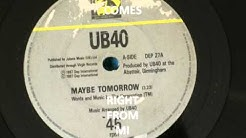 Download Ub40 Maybe tomorrow mp3 free and mp4