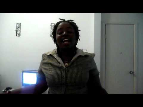 Naturyl singing Nature Boy (Jazz Standard)
