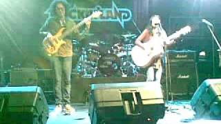 Endah n Rhesa - Monkey Song live @ Java Rockin' Land 2010