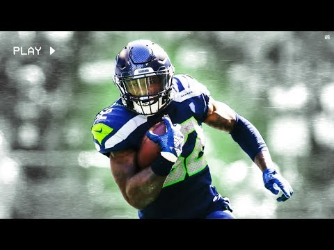 None - Training Camp Player of the Day: Chris Carson