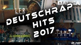 Die 50 BESTEN DEUTSCHRAP HITS 2017!