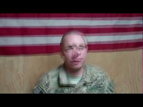 90 Seconds: Staff Sgt. Jason Novak