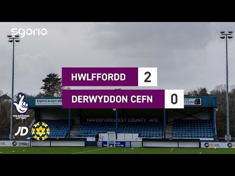 Haverfordwest Druids Goals And Highlights