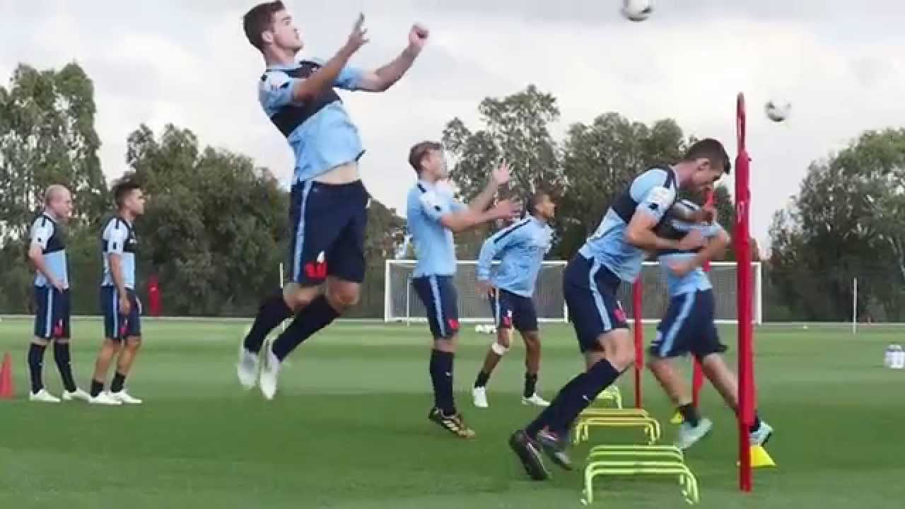 Football Injury Prevention Warm-up - YouTube