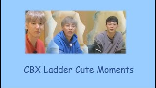 EXO CBX Funny, Iconic and Cute Moments in Ladder Season 1