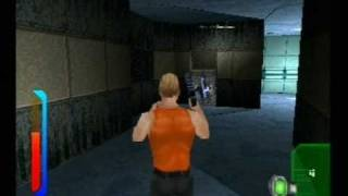The Fifth Element - PS1 - 1st level