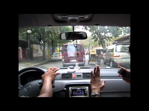 """Philippines 2011: Driving in Manila """"The Madness"""""""