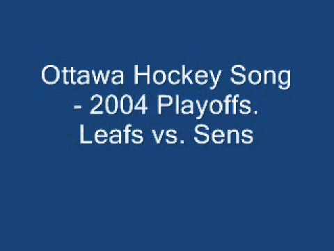 The Ottawa Hockey Song 2004