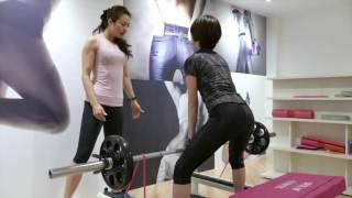 女性専門トレーニングジムSpice up Fitness 岡部友 検索動画 24