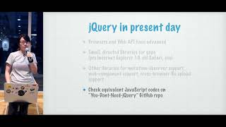 Do You Need jQuery in 2019? - Junior Developers Singapore