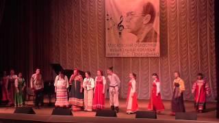 Отчетный концерт Колледжа имени С.С.Прокофьева