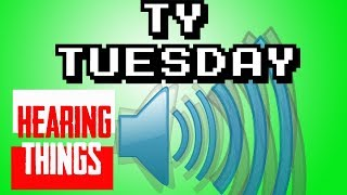 TY TUESDAY - Hearing Things Competition