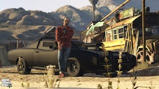 "GTA 5 Trevor and his ""Duke O Death"""