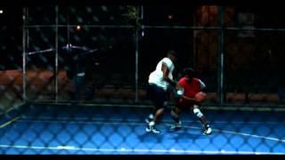 He Got Game-Denzel Washington VS Ray Allen Scene:Hungarian