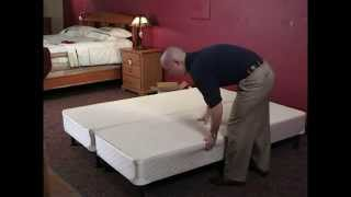 InnoMax - Versaleg Bed Leg Assembly Video(This video shows the proper assembly & installation of your InnoMax Versaleg™ bed leg product., 2011-06-16T18:07:46.000Z)