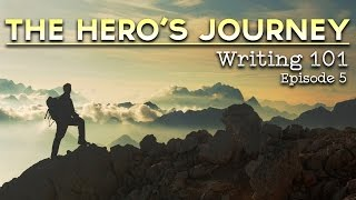 Cover images The Hero's Journey - Tomorrow's Filmmakers