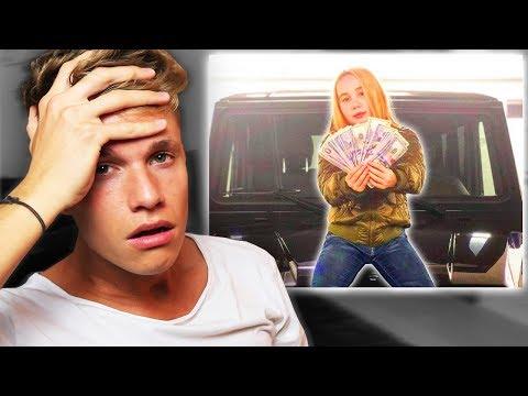 Dumme Rich Kids von Instagram