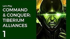 Let's Play Command & Conquer: Tiberium Alliances #1 | Getting Started