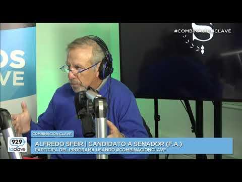 """Alfredo Sfeir en #CombinacionClave: """"La equidad es el patrón fundamental del crecimiento económico"""""""