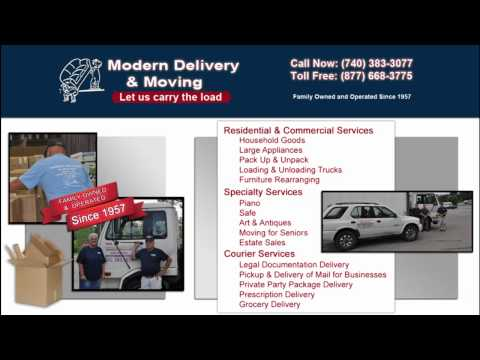 Modern Delivery and Moving