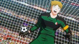 Captain Tsubasa Rise Of New Champions PSG Vs Italy 5