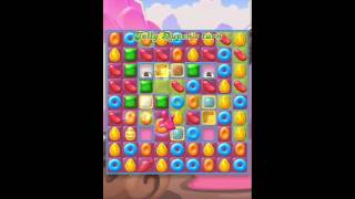 Candy Crush Jelly Saga Level 74 No Booster 3 Stars with tips