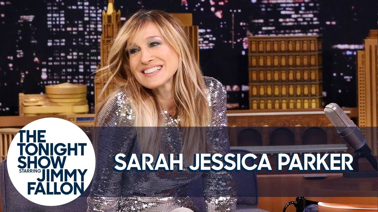 Sarah Jessica Parker Looks Like A Foot Family Guy
