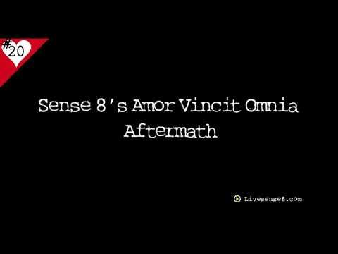 Sense 8's Amor Vincit Omnia Aftermath! The Live Sense 8 Podcast Medium