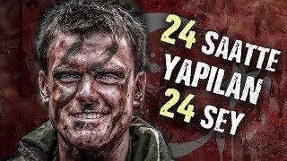 """""""TÜRK ORDUSUNDA BİR GÜN"""" (24 SAAT ~ 24 ŞEY)"""