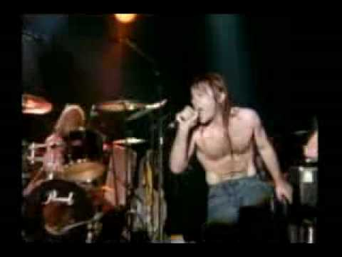 Bruce Dickinson - Tattooed Millionaire (live)