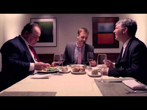 A Lobbyist And A Senator Walk Into A Restaurant ...
