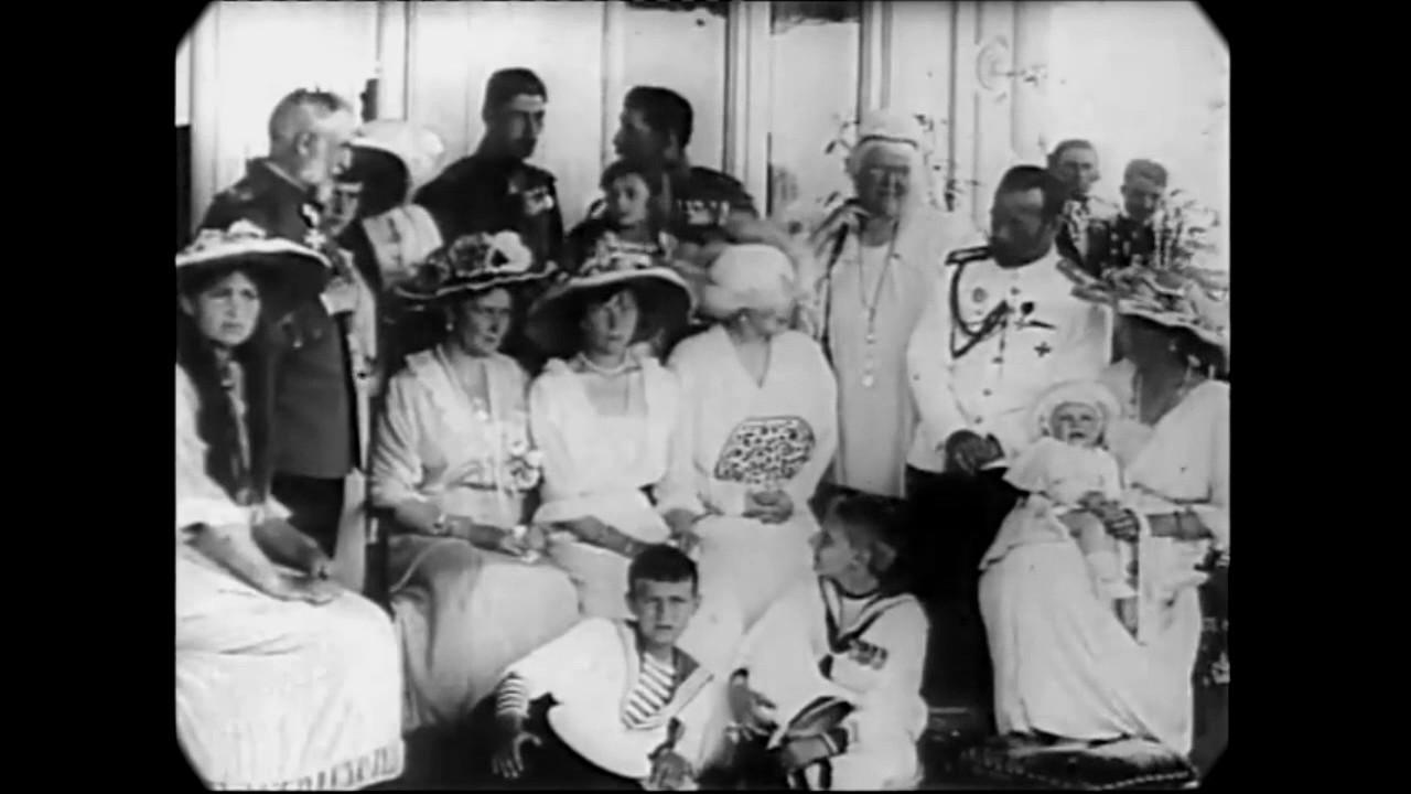 Romanov Familie