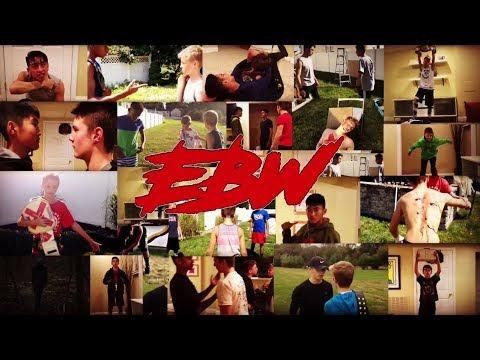 Introducing EBW to the International Backyard Wrestling Alliance- IBWA 2018