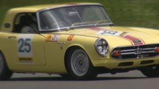 Honda S800 RSC (1968) @ Twin Ring Motegi , 11 July 2012 thumbnail
