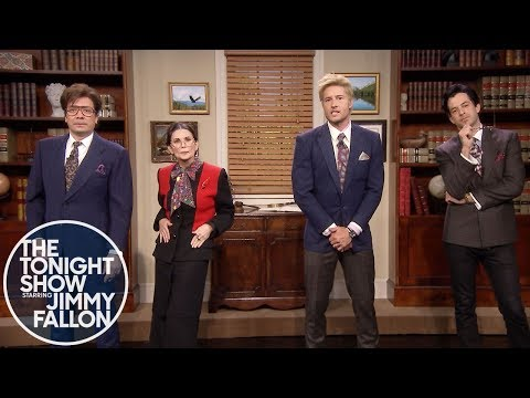 Fay - Laughing So Hard Thx to Jimmy Fallon, Demi Moore, Justin Hartley & More!