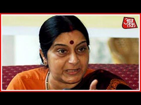 Sushma Swaraj To Give Stinging Response to Pakistan At UNGA