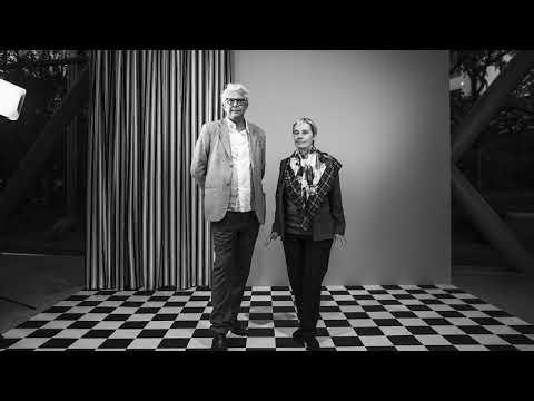 Entretien Brigitte Ollier et André Magnin - Exposition Malick Sidibé, Mali Twist - 2017