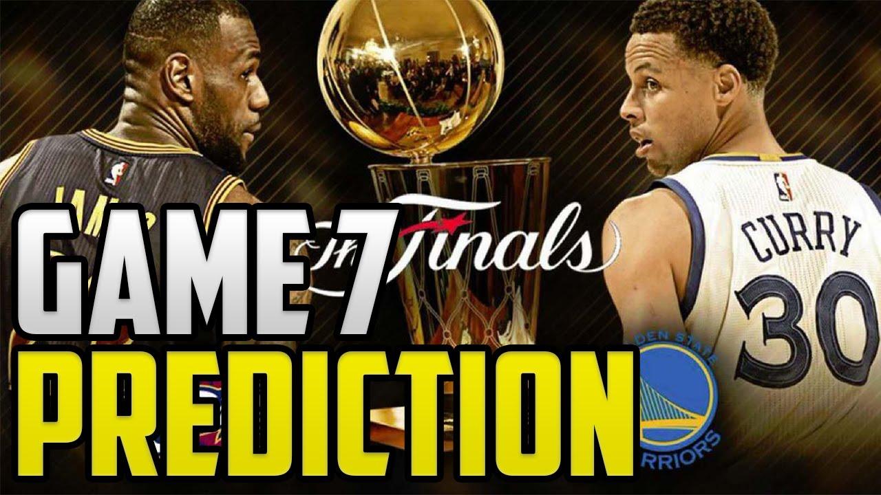 Cavaliers vs warriors game 7 predictions - Warriors Vs Cavaliers Game 7 Prediction Who Will Win Nbafinals
