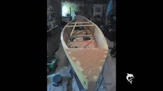 Simple Plywood 16' Canoe