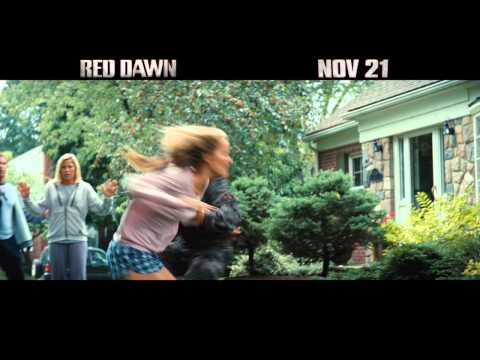 Red Dawn -- 'Let's Roll' Exclusive 2012 -- Regal Movies [HD]
