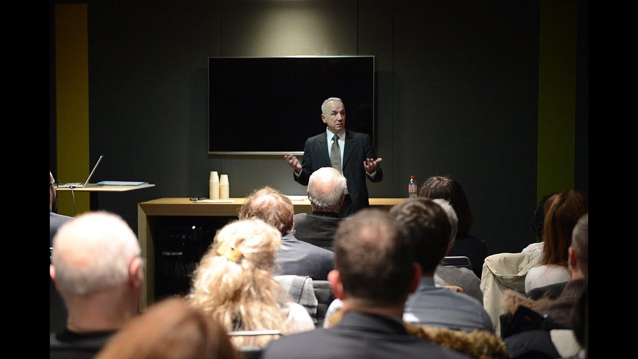 Conférence & Cocktail  Business - Comment gérer une crise - Les photos par Dominique Sarlabous