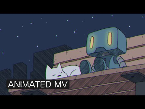 Louie Zong - Hello World | Animated Music Video