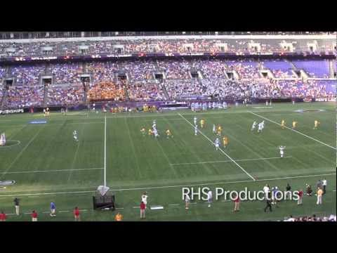 2011 NCAA Division 3 Lacrosse National Championship Game Highlights - Salisbury Beats Tufts