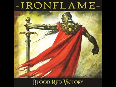 Ironflame - Blood Red Cross [Official Video]