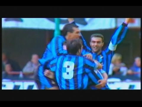 1992-1993 Inter vs Juventus 3-1